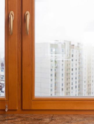 Деревянные окна от Фабрики окон