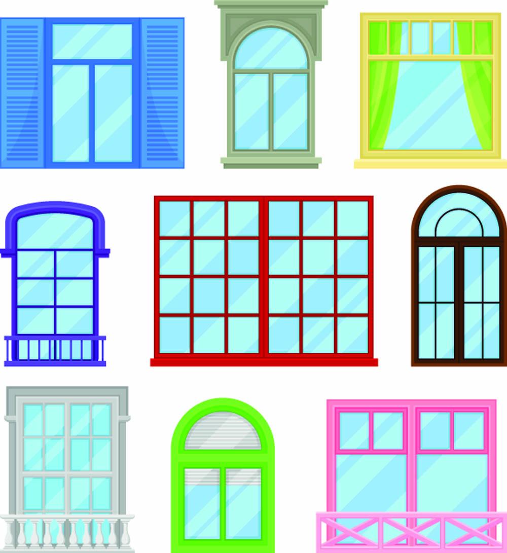 Пластиковые окна: радуга цвета и безупречное качество по стандарту RAL